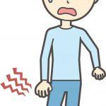 膝が痛いのも、交通事故が原因?